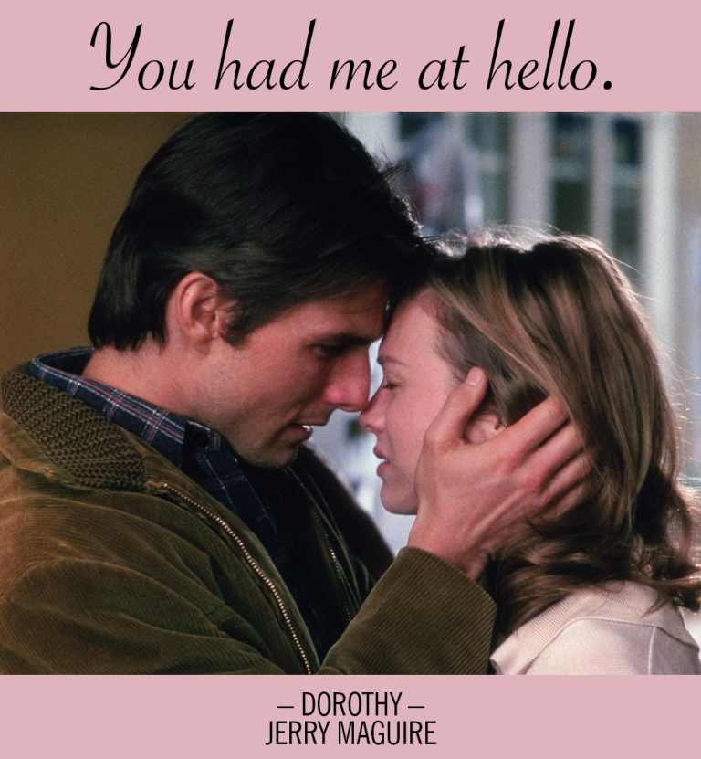 You Had Me Ato Dorothy Jerry Maguire