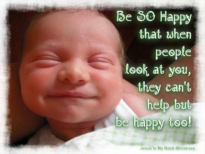 Image Result For Quotes For Smile And Be Happy  C B Baby Love