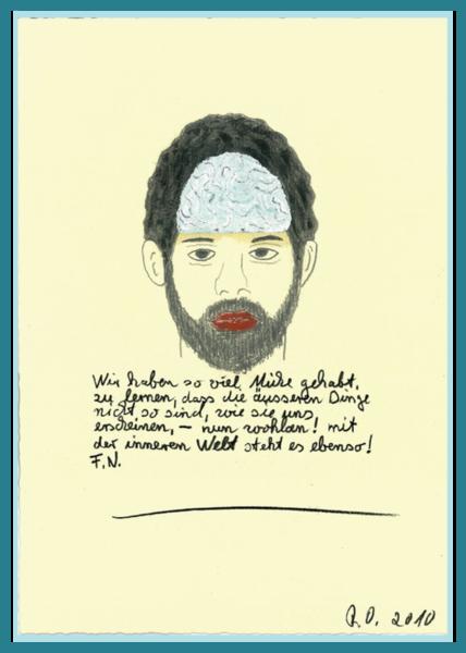 Hirnforschung Nietzsche Zitat Willensfreiheit Freier Wille