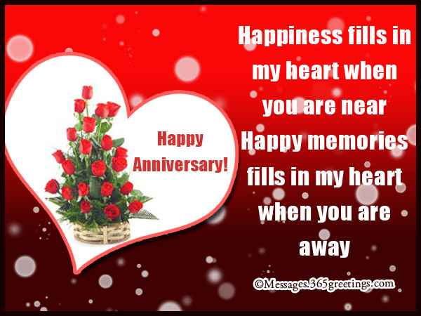 Best Marriage Anniversary Sms Messages
