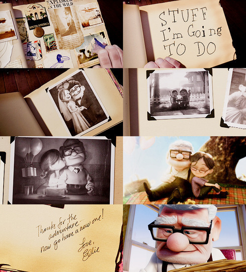 Love Quotes From Movie Up