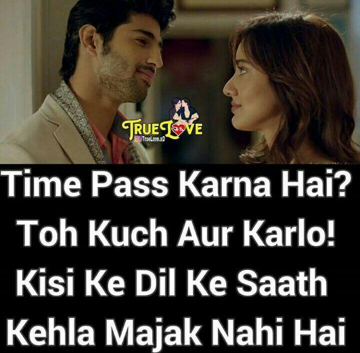 I Love True Love Hindi Quotes Neha Sharma Chemistry Devil
