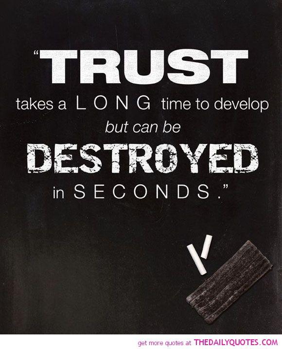 Trust Trust Quoteslove