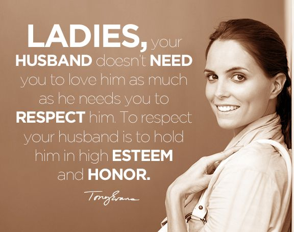 Ladies Your Husband Doesnt Need You To Love Him As Much As He