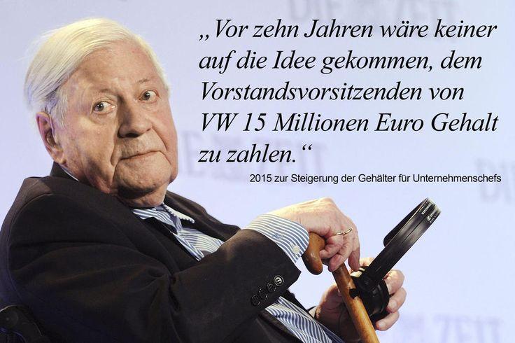 Bildergebnis Fur Helmut Schmidt Zitate
