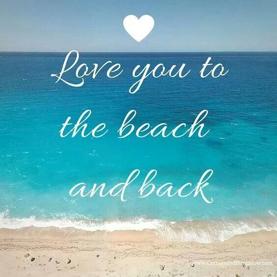 Its How Much I Love The Beach Beach Therapy Pinterest Beach Beach Quotes And Ocean
