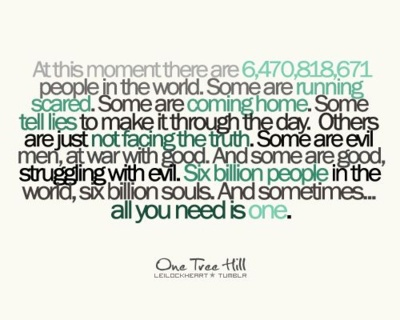 Quotes One Tree Hill