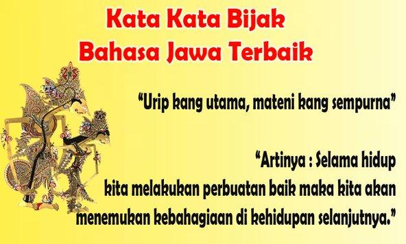 Image Result For Gambar Kata Kata Bijak Versi Jawa