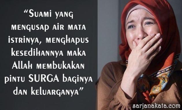 Kata Bijak Untuk Istri Katakan Cintamu