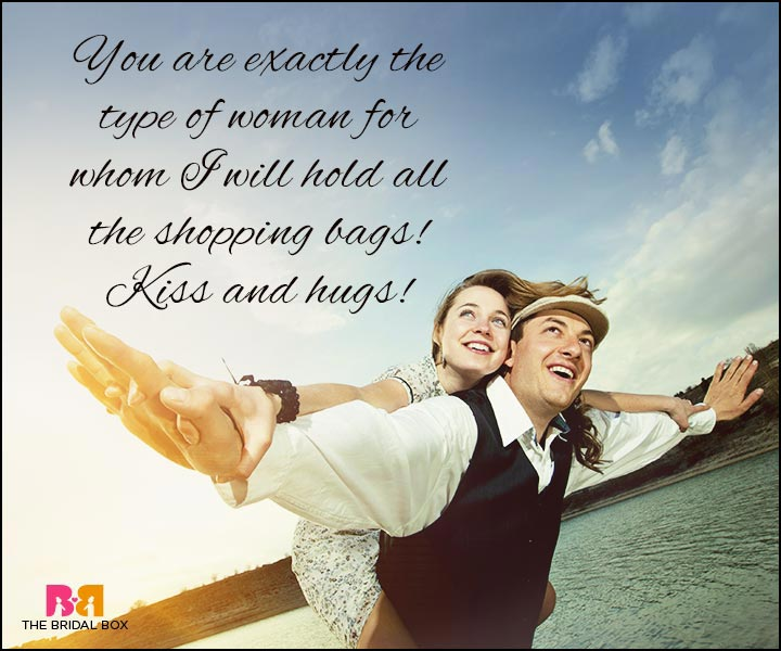 Love Quotes For Wife Exactly My Type
