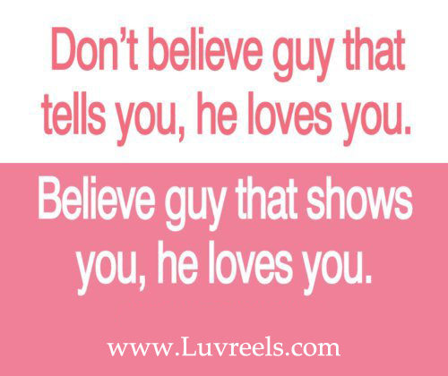 Love Quotes Boy
