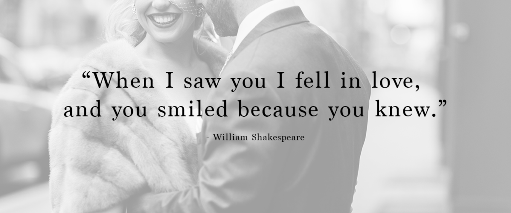 Shakespeare Love Quote  Love Quotes To Use For Your Wedding