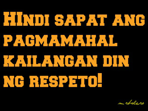 Tagalog True Love Quotes
