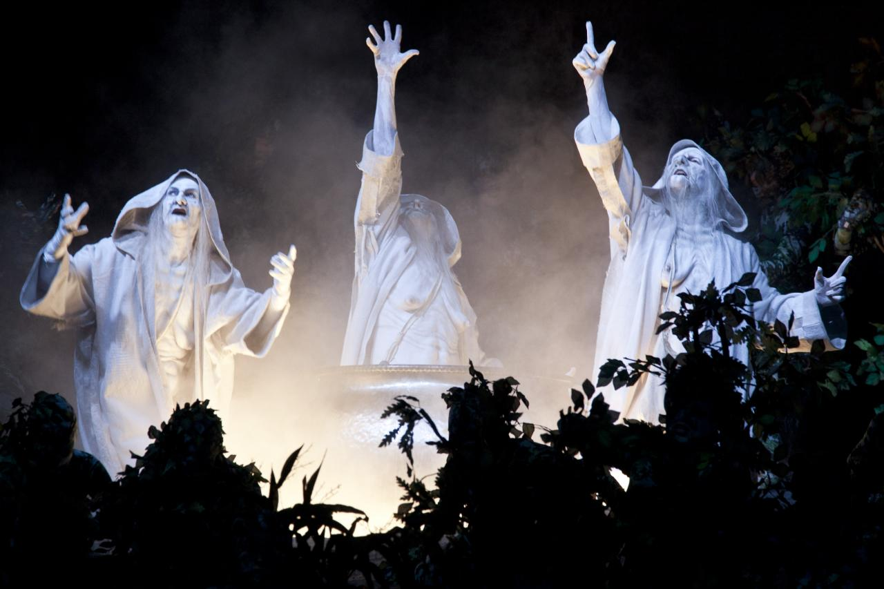 Salzburger Festspiele Macbeth Auffuhrungsbericht Rossignol