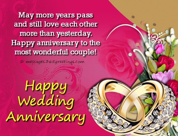 Marriage Anniversary Sms