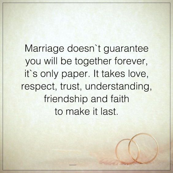 Marriage Quotes About Life Sayings Together Forever Its Not Paper Love Faith