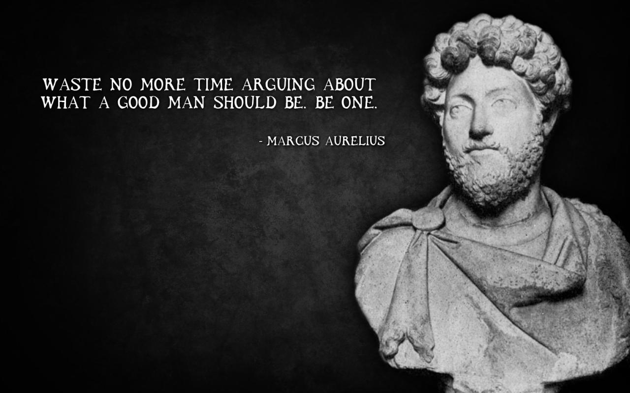 Powerful P Ages From Meditations By Marcus Aurelius Return Of Kings