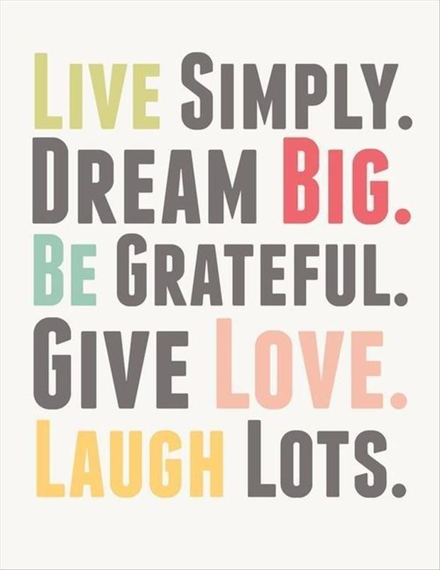 As The Quote Says Description Live Laugh Love