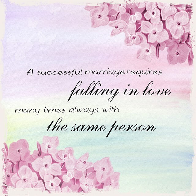 Explanation Many Religions See Marriage As The Joining Of Two Spirits Together Especially When Couples Are Very Much In Sync With Each Other