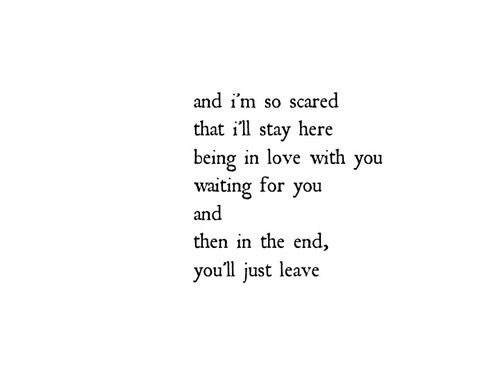 Sad Love Quotes For One Sided Love