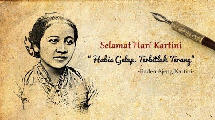 Sejarah Dan Kata Bijak Kartini Selain Habis Gelap Terbitlah Terang Peringatan Hari Kartini