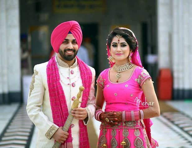 Punjabi Love Couple Images