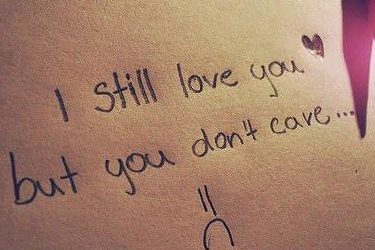Sad Love Quotes That Will Make You Cry For Him