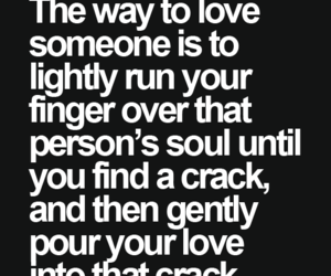 Love Quotes And Soul Image