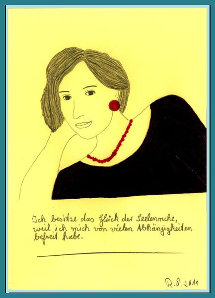 Acrylbild Von Rainer Ostendorf