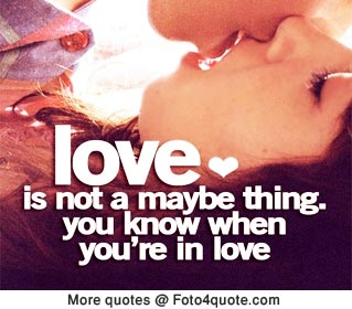 Tumblr Quotes And P Os Kissing Couple Y Kiss Love Is Quote