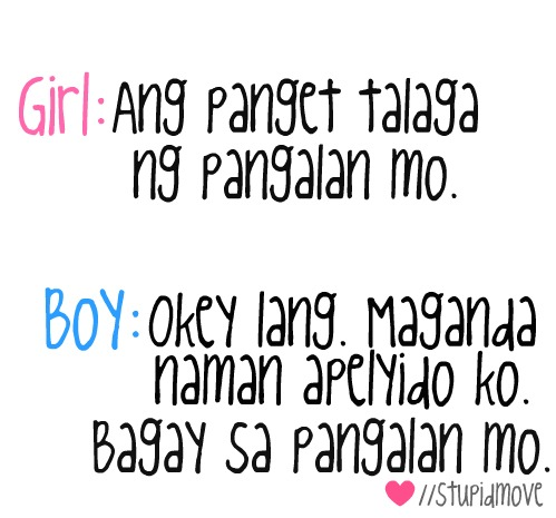 Tagalog Quotes About Love Jokes The Best