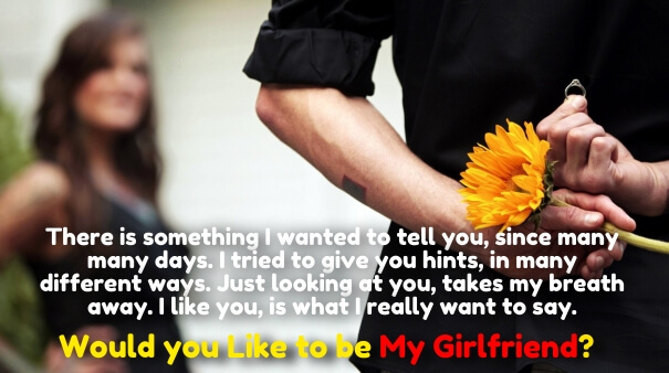 Best Quotes To Propose A Girl To Be Your Girlfriend