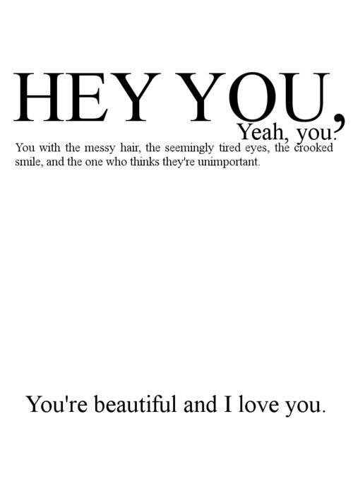 Youre Beautiful And I Love You Being In Love Quote