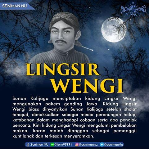 Kata Bijak Bahasa Jawa Kuno Sunan Kalijaga Katakan Cintamu