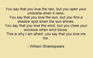 The Random Vibez Gets You A Collection Of Popular Shakespeare Quotes From The Plays And Verse Of William Shakespeare