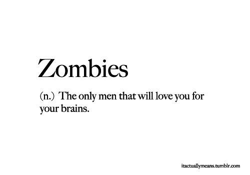 Zombies Love Andin Image