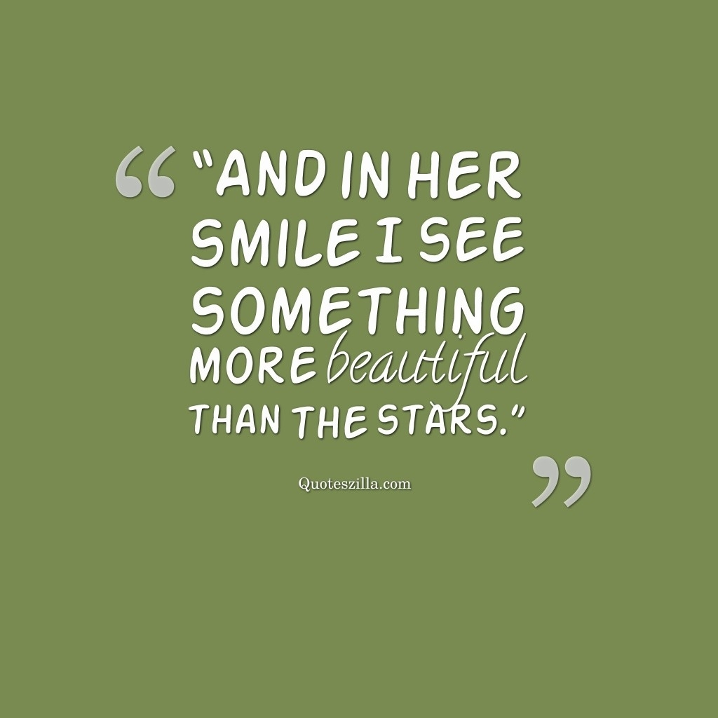 Quote About Smiling And Love Mind Boggling Quotes About Her Smile And Eye