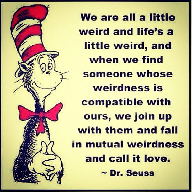 Funny Love Quotes Dr Seuss Hover Me