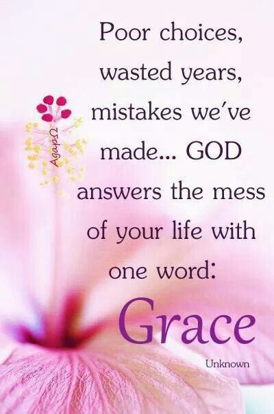 Thank You Lord For Your Grace Help Us To Grow In Grace And The Love