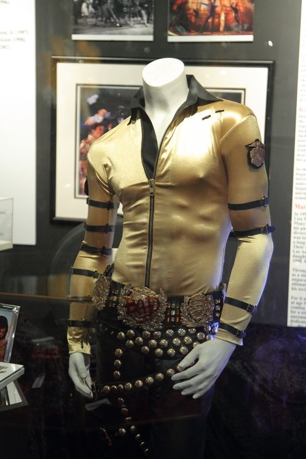 Hollywood Museum Michael Jackson The King Of Pop Get Tickets Here In Celebration