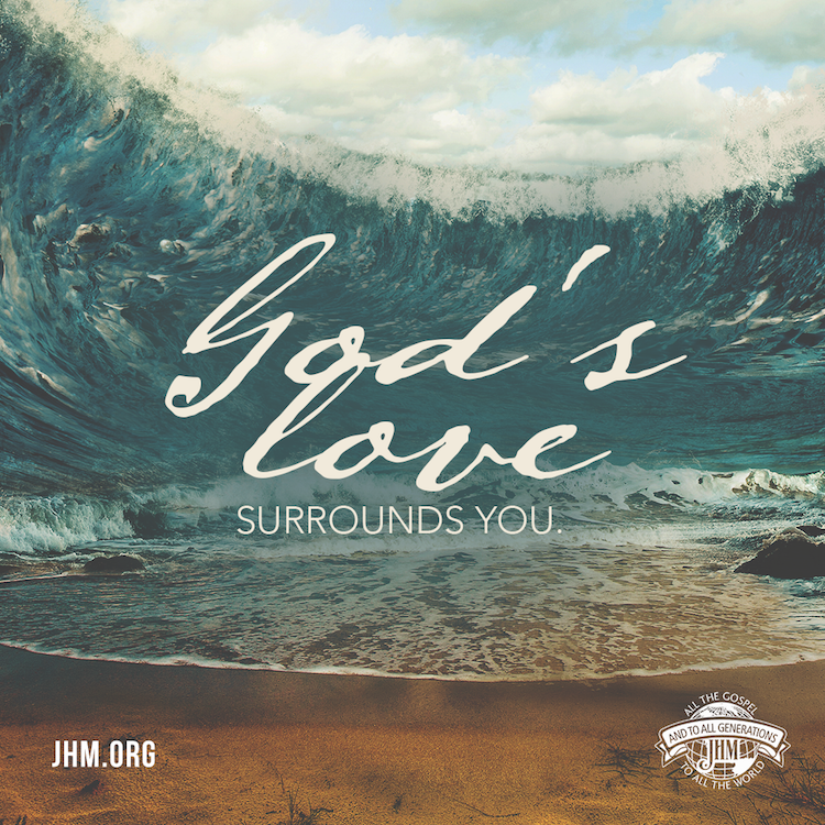 Lord Let Your Unfailing Love Surround Us For Our Hope Is In You Alone