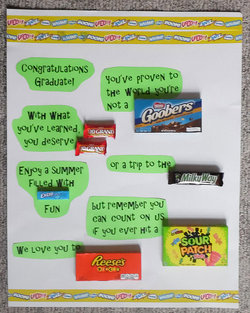 Using The Names Of Candy Bars To Make Cute Sayings Is A Really Fun Idea That Is Sure To Make Your Friends And Family Smile Especially If It Comes With A