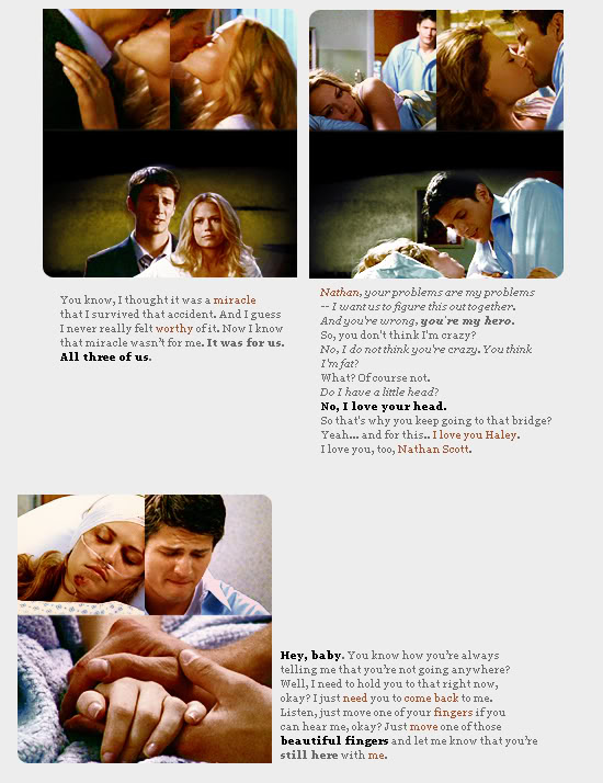 One Tree Hill The Romantics Nathan  E  A  Nathan Haley Jamie And Lydia Its Perfect Fan Forum