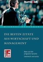 Besten Zitate Aus Wirtschaft Und Management Ebook Epub Von Michael Bruckner Buecher De