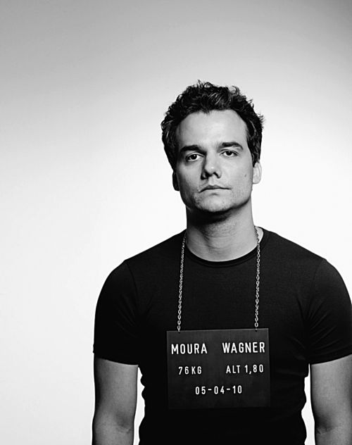 Wagner Moura Famous Movie Actor In Brazil The Best One Together With Selton Mello