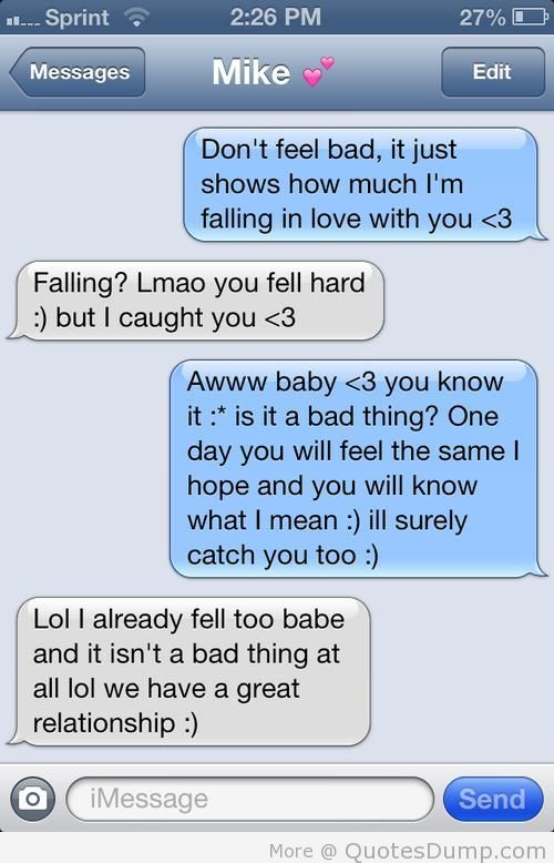 Cute Text Messages To Send To Your Boyfriend Cute Text Messages To Send To Your Boyfriend