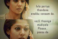 Image Result For Raja Rani Tamil Movie Quotes