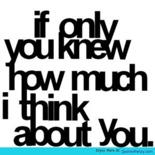 Crush Love Unknown Qotd Quote