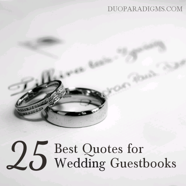 Quotes About Wedding Guests  Quotes