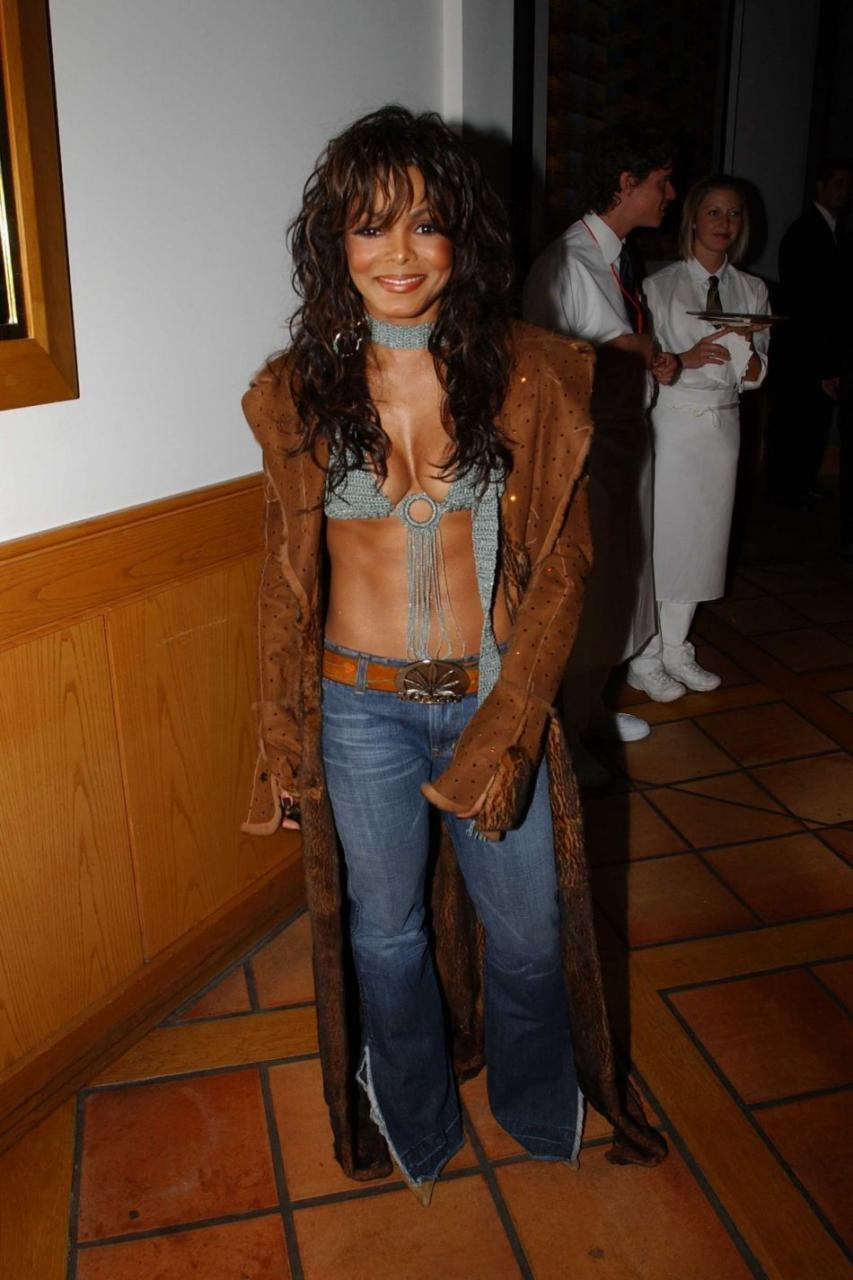 Janet Jackson Remember This Unveiling